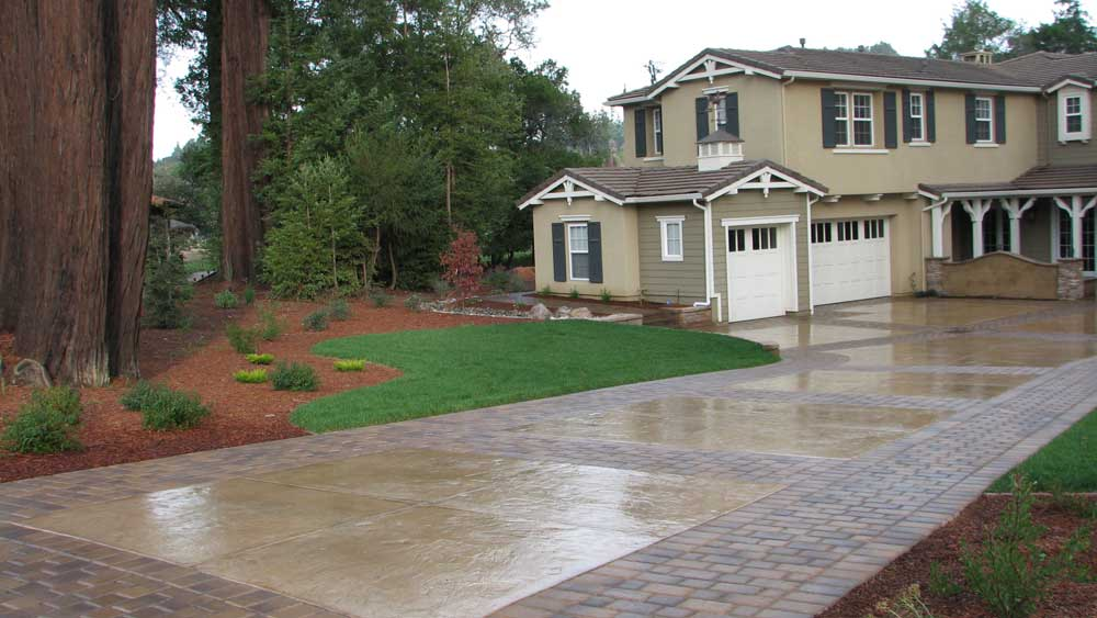 Concrete Driveways Driveway Repairs Decorative Concrete